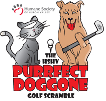 The HSHV Purrfect Doggone Golf Scramble
