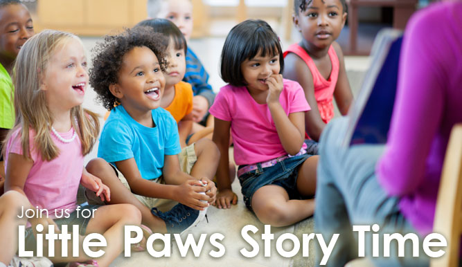 Little Paws Story Time